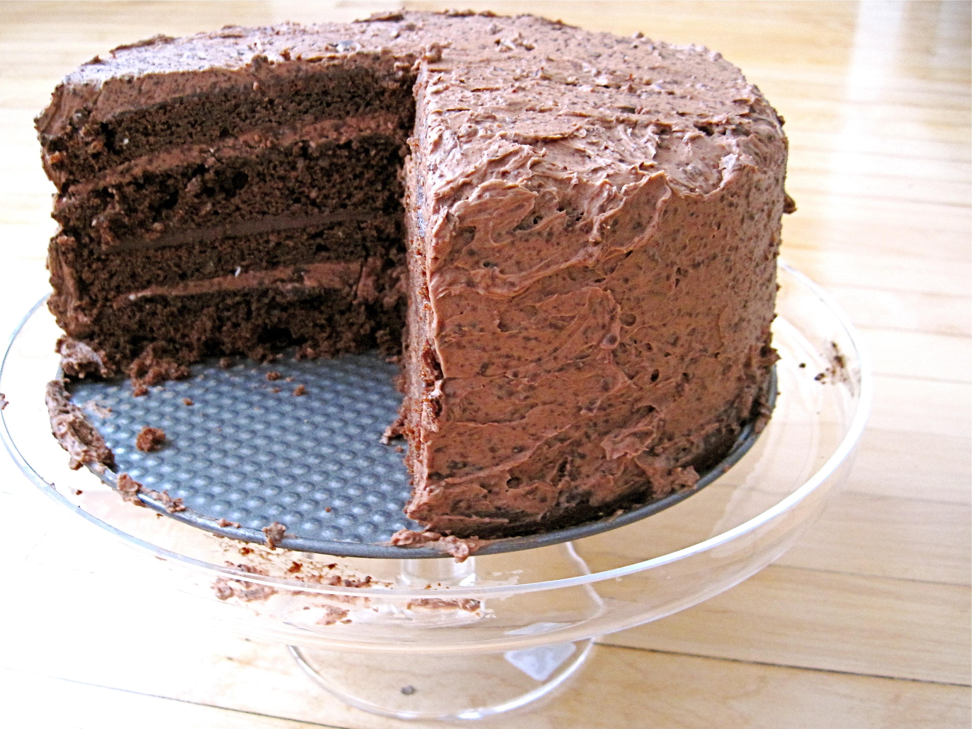 make a big espresso fudge cake rs 600 chocolate espresso fudge cake ...
